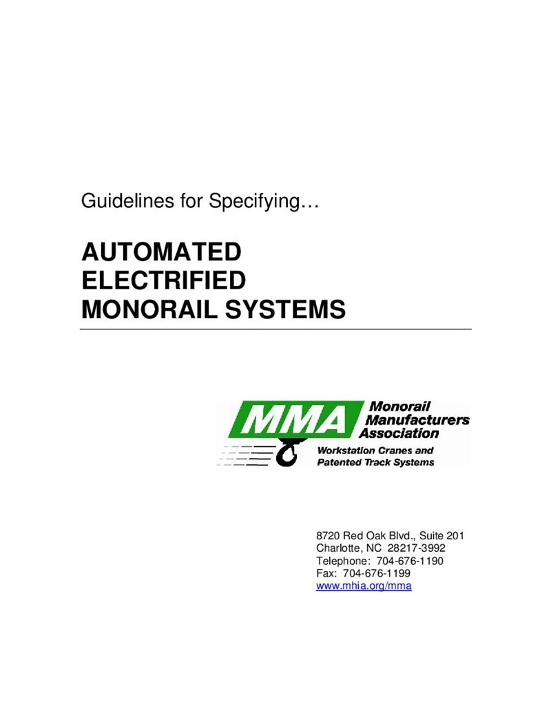 Guidelines for Specifying AEM Systems