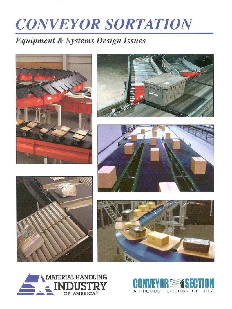 Conveyor Sortation-Equipment & Systems Design Issues