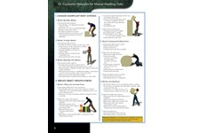 Ergonomic Principles for Manual Handling Tasks