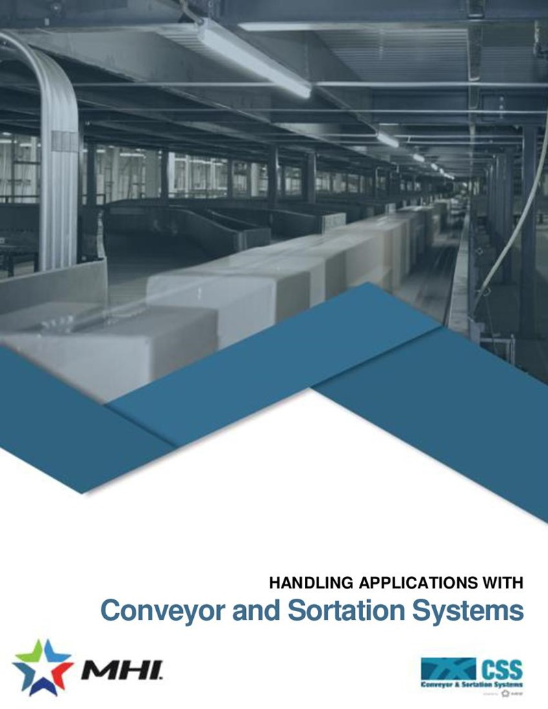 Handling Applications with Conveyor and Sortation Systems