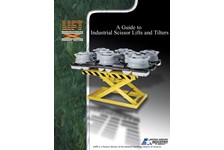 A Guide to Industrial Scissor  Lifts  and Tilters