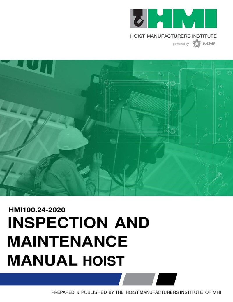 Hoist Inspection and Maintenance Personnel Manual