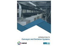 Introduction to Conveyors and Sortation  Systems