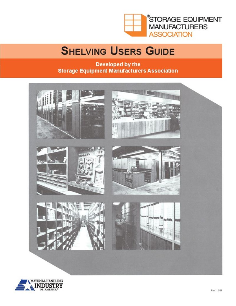 Shelving User's Guide