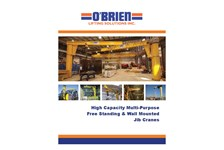 O'Brien Jib Crane Brochure