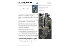 Redding Power Plant and PFlow F Series