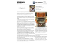 Texas Longhorns Stadium and PFlow F Series