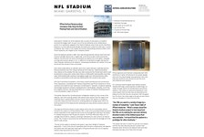NFL Stadium and (2) PFlow M Series