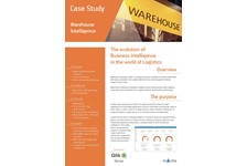 Case study Warehouse Intelligence