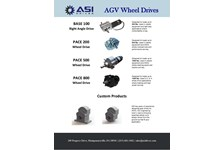 AGV Wheel Drives