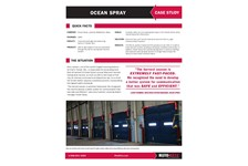 Ocean Spray Case Study
