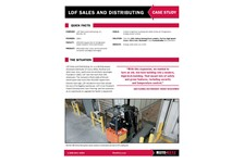 LDF Sales and Distribution Case Study