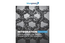 INTEGRATION: OPTIMIZE WITH ERP & TMS INTEGRATION