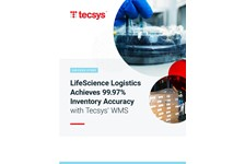 Tecsys Success Story: LifeScience Logistics