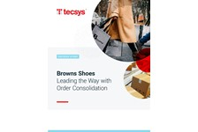 Tecsys Success Story: Browns Shoes