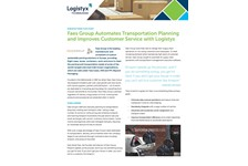 Logistyx TMS Improves Customer Service