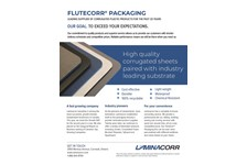 Flutecorr® Packaging