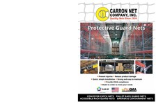Protective Guard Netting Brochure