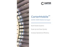 CarterMobile™ - MDR Mobile Conveyor