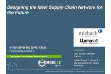 Designing the Ideal Supply Chain Network for the Future