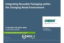 Integrating Reusable Packaging within the Changing Retail Environment