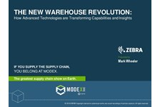 The New Warehouse Revolution: How Advanced Technologies are Transforming Capabilities and Insights