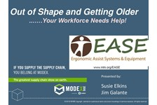 EASE of MHI Presents - Out of Shape and Getting Older - Your Workforce Needs Help
