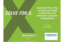 Automate Your Way to Improved Retail Compliance and Eliminate Customer Chargebacks