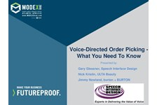 Voice-Directed Order Picking- What You Need to Know