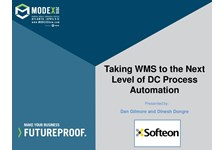 Taking WMS to the Next Level of DC Process Automation