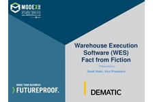 Warehouse Execution Software (WES) ??? Fact from Fiction