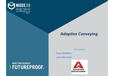 Adaptive Conveying