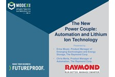The new power couple: automation and lithium-ion technology