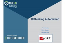 Re-thinking Order Fulfillment Automation