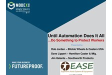 EASE of MHI Presents: Until Automation Does It All...Do Something to Protect Workers