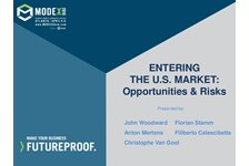 ENTERING THE U.S. MARKET: OPPORTUNITIES AND RISKS