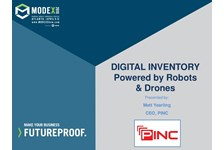 Digital Inventory powered by robots and drones