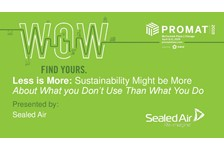 Less is More: Sustainability Might be More About What You Don???t Use than What You Do