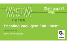 Enabling Intelligent Fulfillment