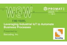 Leveraging Industrial IoT to Automate Business Processes
