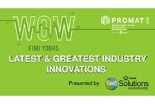 Solutions Community of MHI presents: Latest & Greatest Industry Innovations