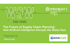 The Future of Supply Chain Planning: How Artificial Intelligence Disrupts the Status Quo