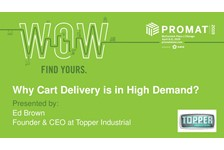 Why is Cart Delivery in High Demand?