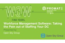 Workforce Management Software: Take the Pain out of Staffing Your DC