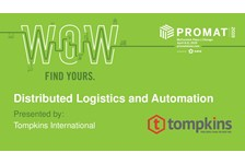 Distributed Logistics and Automation
