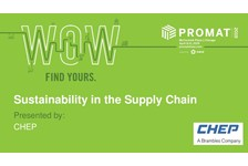 How to Create Sustainability in the International Supply Chain