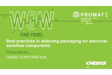 Best practices in selecting packaging for electrical sensitive components