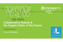 Collaborative Robots and the Supply Chain of the Future