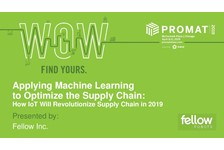 Applying Machine Learning to Optimize the Supply Chain: How IoT Will Revolutionize Supply Chain in 2019