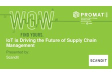 IoT is Driving the Future of Supply Chain Management